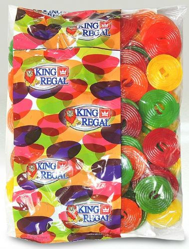 KR19 KING REGAL FRUIT WHEELS 1KG